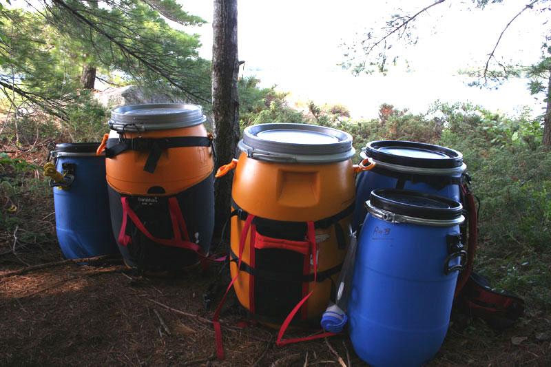 بشکه های پلاستیکی مواد غذایی