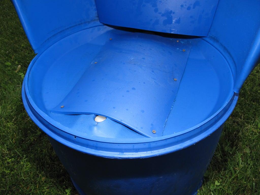 اتصال قطعه به پایه صندلی