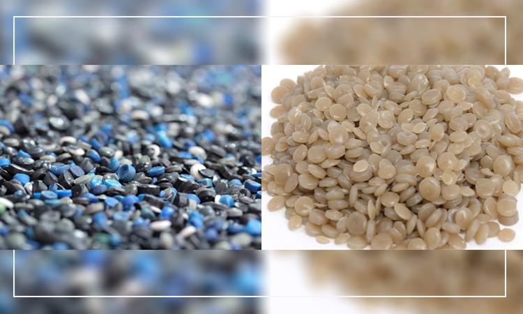 دو نوع پلی اتیلن سبک