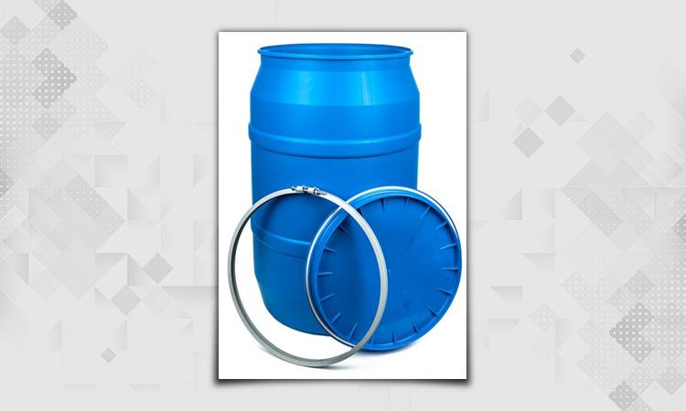 بشکه پلاستیکی دهانه باز چیست؟