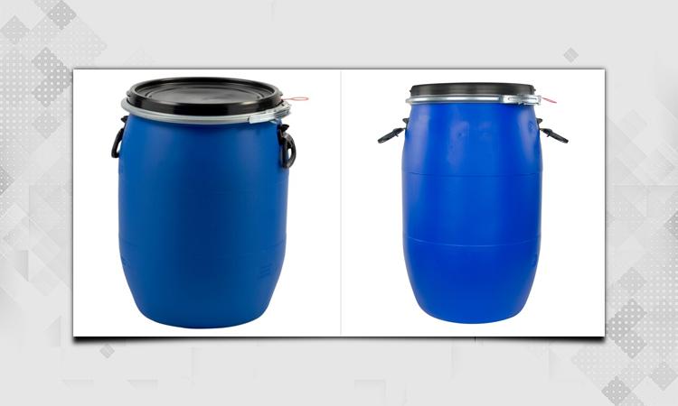بشکه پلاستیکی دهانه بسته چیست؟