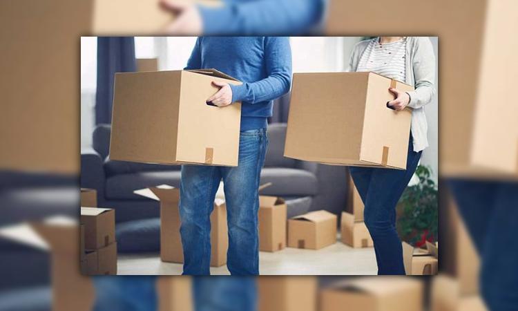 بسته بندی محصولات برای جا به جایی