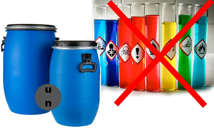موادی که نباید در بشکه پلاستیکی ذخیره شوند