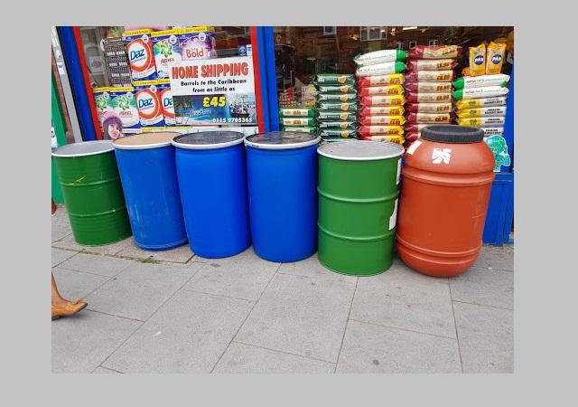 انتخاب بهترین بشکه ذخیره سازی مواد