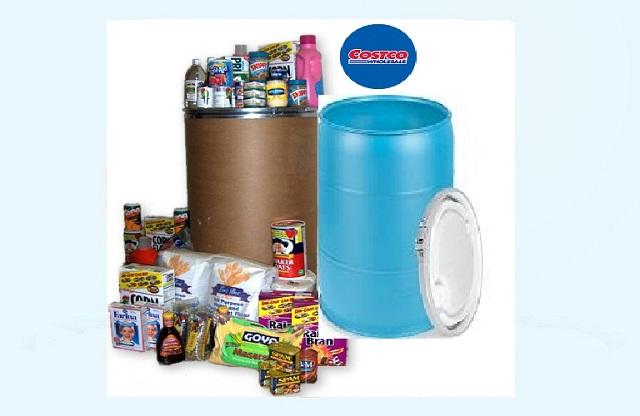 انواع محصولات برای ذخیره سازی در بشکه