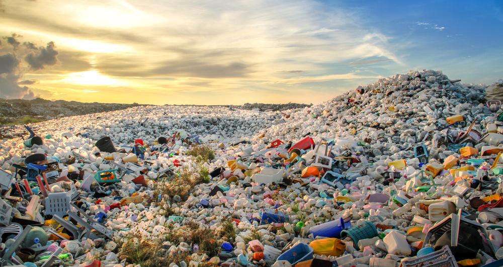 کاهش ضایعات پلاستیکی